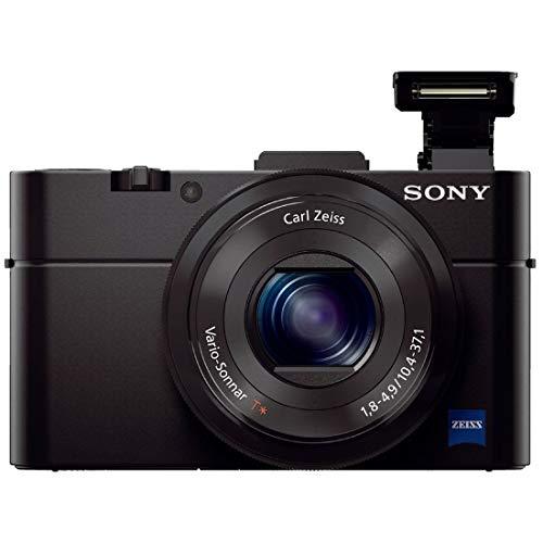 SONY デジタルカメラ DSC-RX100M2 1.0型センサー F1.8レンズ搭載 ブラック Cyber-shot DSC-RX100M2