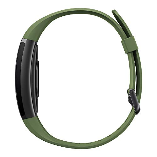 Realme Band (Green) - Full Colour Screen with Touchkey, Real-time Heart Rate Monitor, in-Built USB Charging, IP68 Water Resistant 7