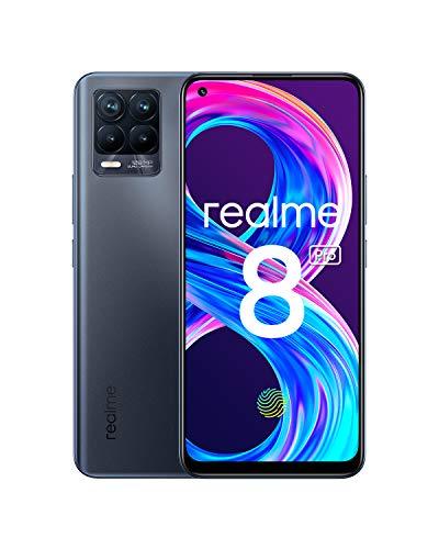 realme 8 Pro Smartphone Libre, Cámara cuádruple Ultra de 108...