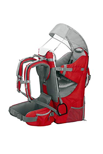 ZStyle Porte-bébé de randonnée, ergonomique et rembourré, protection...