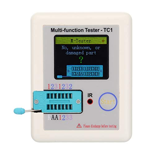 LCR-TC1 Colorful Display TFT Backlight Transistor Tester