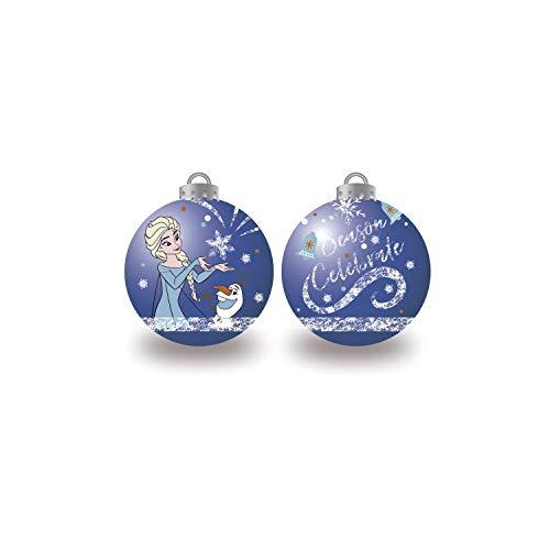 ARDITEX WD13416 Pack de 10 Bolas árbol de Navidad diámetro