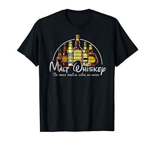 Malt Whisky Lustig Whisky T-Shirt