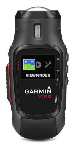 Garmin VIRB Action Cam, Nero/Antracite