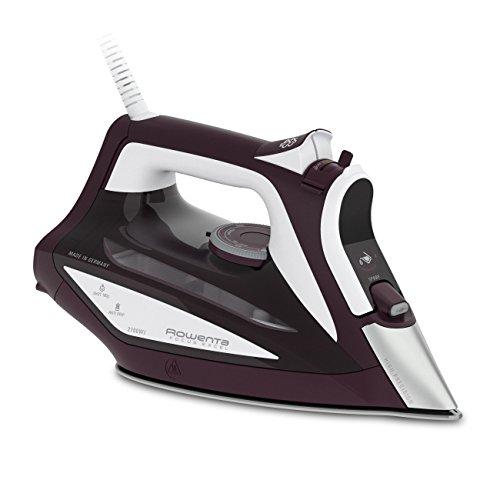 Rowenta Focus Excel DW5220 Ferro a vapore Microsteam 400 soleplate Bianco