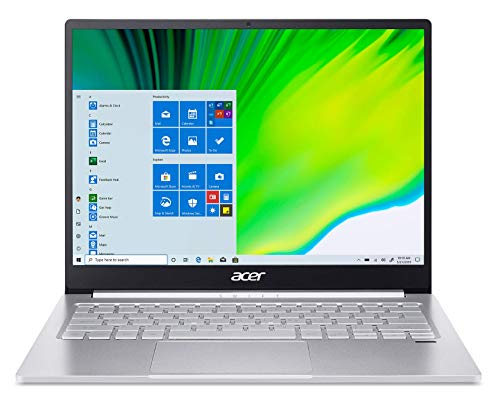 """Acer Swift 3 13"""" Full HD IPS Display Ultra Thin and Light Notebook (Intel i5 - 11th Gen/8 GB..."""