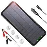 GIARIDE Chargeur Solaire Voitures de Batterie Module Panneau Sunpower Solaire Chargeur de Auto...