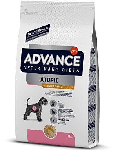 ADVANCE Veterinary Diets Atopic Care Medium/Maxi - Pienso Para Perros...