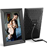 Nixplay Smart Digital Picture Frame 10.1 Inch, Share Video Clips and Photos Instantly via E-Mail or...