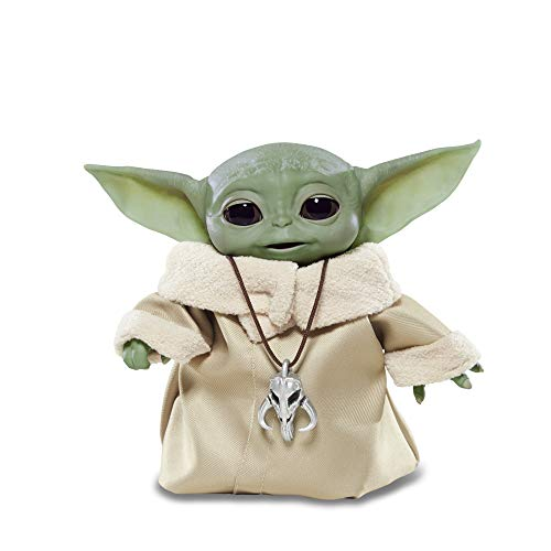 Star Wars Baby Yoda The Child Animatronic, Hasbro F11195L0