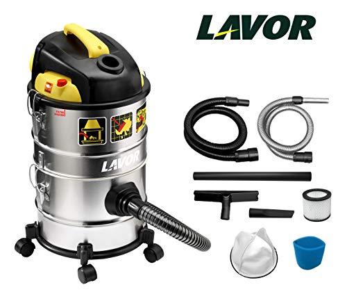 LAVORWASH 8.243.0024 Ashley KOMBO 4 IN 1: Aspirapolvere, aspiracenere, aspiraliquidi, funzione...