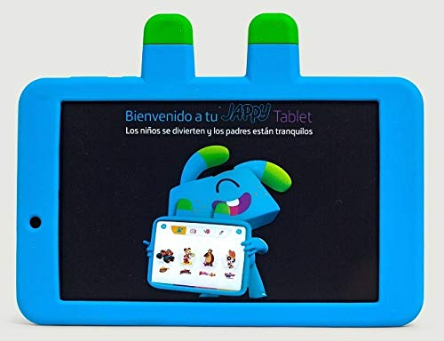 Tablet Android 8' Movistar. Jappy Kids Instalado. Control...
