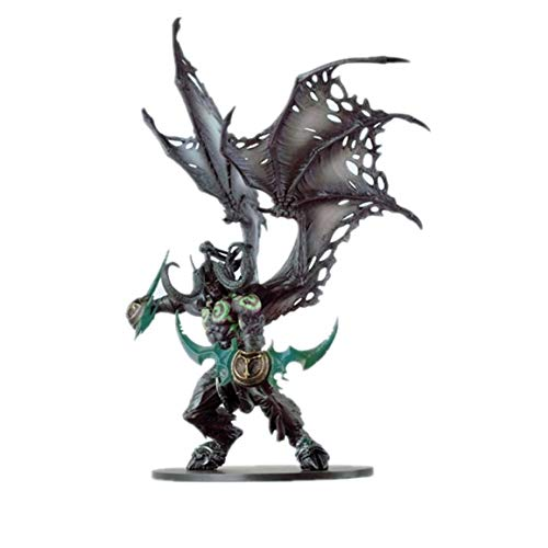 LJ-CLOOR World of Warcraft Figur Dämonenform Illidan Figur Actionfigur