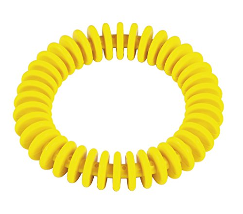 Beco Unisex Jugend Tauchring mit Lamellen gelb, One Size