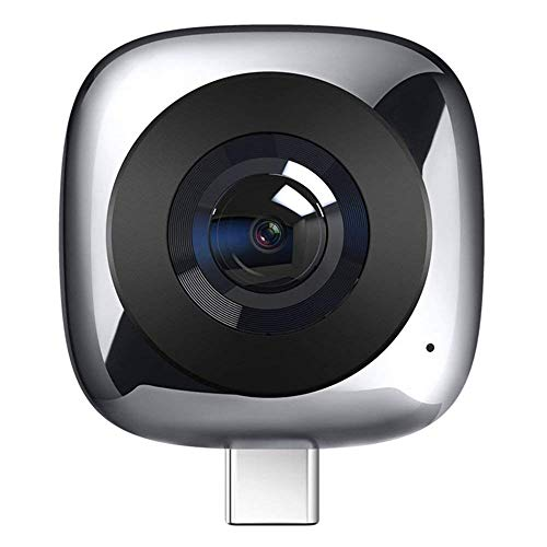 Huawei CV60 Camera panoramica a 360 VR, Bluetooth, Doppio video da 13 MP, Grigio