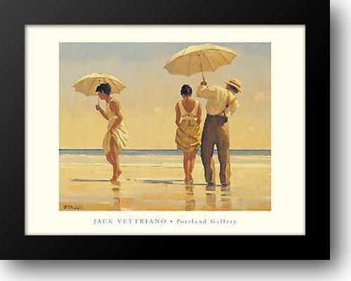 Jack Vettriano Framed Art Print 24x20