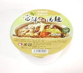 ハーモニーガーデン 大地のたより 漢方ラーメン カップ麺 12個入り -オリエンタル・ベジタリアン対応-