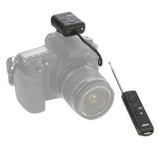 Dörr 371463 RF inalámbrico Negro - Mando a distancia (Cámara digital, RF inalámbrico, Negro)