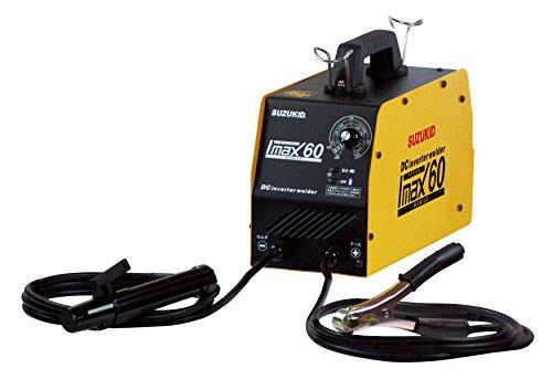 スター電器製造(SUZUKID)100V専用 直流インバータ溶接機 アイマックス60 SIM-60