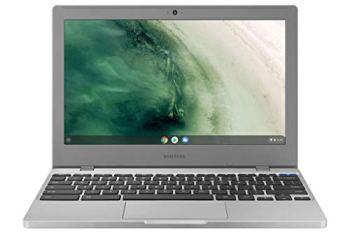 """Samsung Chromebook 4 Chrome OS 11.6"""" HD Intel Celeron Processor N4000 6GB RAM 64GB eMMC Gigabit Wi-Fi - XE310XBA-K03US"""
