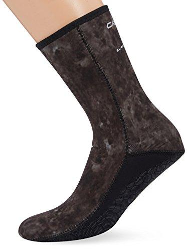 Cressi Erwachsene Tracina Socks Camou, Camouflage, L