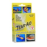 TEAR-AID Vinyl Inflatable Repair Kit, Yellow Box Type B, Single