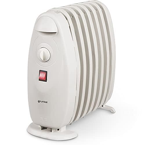 Grunkel - RACP-80D - Radiador Calentador de Aceite pequeño y...