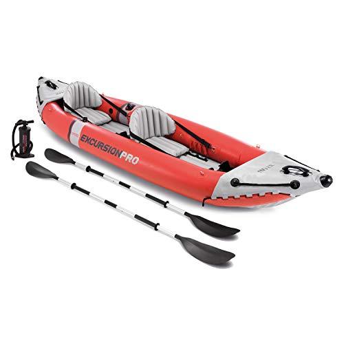 Intex Excursion Kayak, Professional Series Inflatable Lightweight Kayak