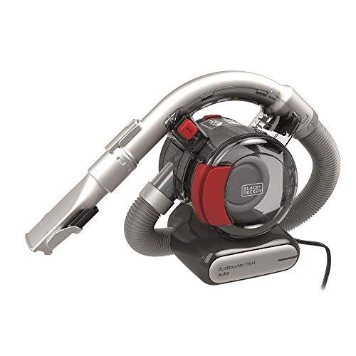 Black+Decker Dustbuster Flexi PD1200AV Auto-/Handstaubsauger (mit flexiblem...