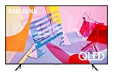 SAMSUNG 58-inch Class QLED Q60T Series - 4K UHD Dual LED Quantum HDR Smart TV with Alexa Built-in (QN58Q60TAFXZA, 2020 Model)