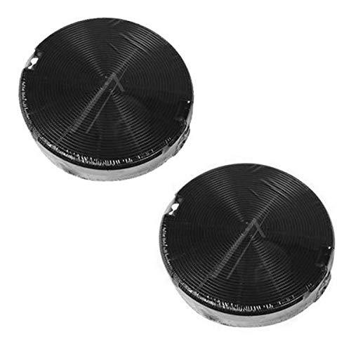 Set di 2 filtri al carbone smeg kitfc155 cappa smeg kd9x-1
