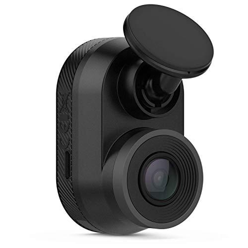 Garmin Dash Cam Mini - Con GPS e Accelerometro, Registra 1080p 140°