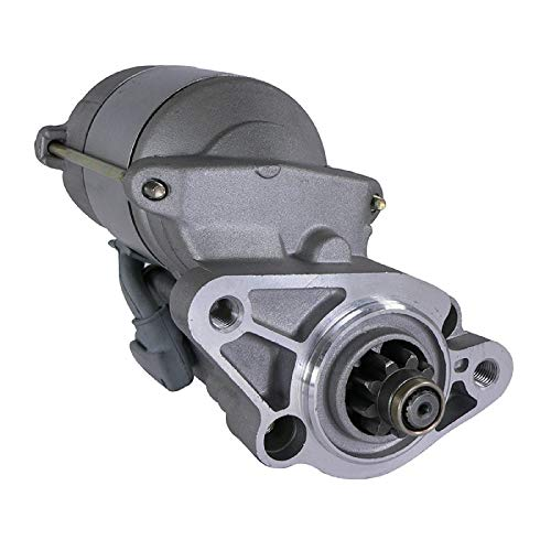 DB Electrical SND0118 Starter Compatible With/Replacement For Toyota 4Runner 3.4L 1996-2002, T-100 Pickup 3.4L 1995-1998, Tacoma 3.4 1995-2004, Tundra 3.4L 2000-2004/28100-07010/1.4KW