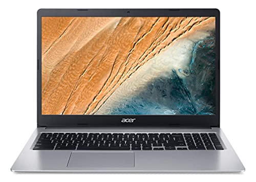 Acer Chromebook CB315-3HT-P748 Ordinateur Portable Tactile 15,6' FHD (Intel Pentium, RAM 8Go, eMMC 128Go, Chrome OS) Clavier AZERTY FR