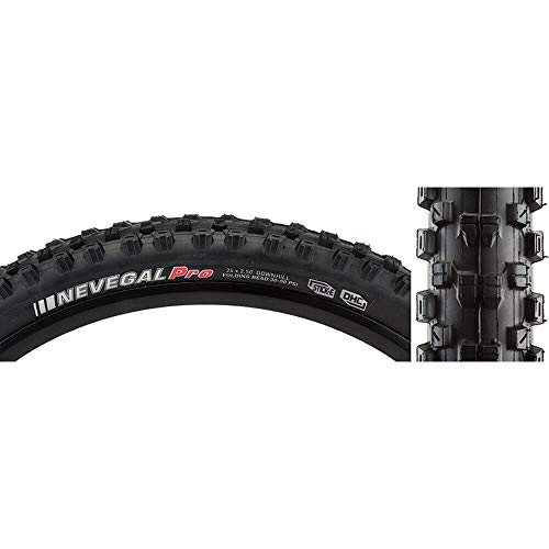 Kenda Nevegal, Tire, 24''X2.50, Wire, Clincher, DTC, Stick-E, 60TPI, Black (Sports)