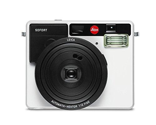 Leica sofortインスタントフィルムカメラ(ホワイト)