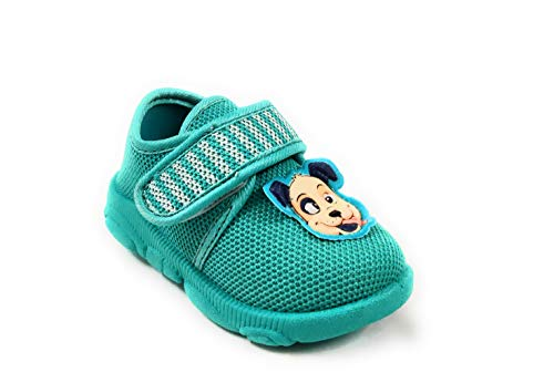 Coolz Kids Chu-Chu Sound Musical First Walking shoes Star-1 for Baby Boys and Baby Girls for 9-24...