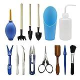 Homagty Kit de 14petits outils pour transplantation / entretien...