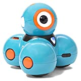 Wonder Workshop Dash – Coding Robot for Kids 6+ – Voice Activated – Navigates Objects – 5 Free Programming STEM Apps – Creating Confident Digital Citizens , Blue