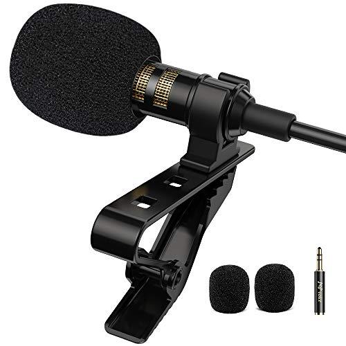 PoP voice Professional Lavalier Lapel...