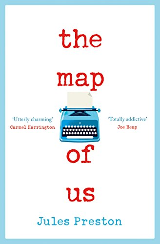 The Map of Us: Le best-seller de la fiction drôle et agréable de l'année!  par [Jules Preston]