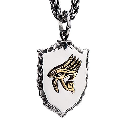 Colgante de protección Ojo de Horus