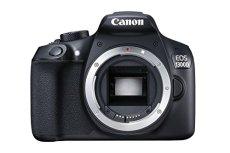 Canon EOS 1300D BODY Cuerpo de la cámara SLR 18MP CMOS 5184 x 3456Pixeles Negro - Cámara digital (Cuerpo de la cámara SLR, 18 MP, CMOS, 5184 x 3456 Pixeles, 3:2: (L) 5184 x 3456, (M) 3456 x 2304, (S1) 2592 x 1728, (S2) 1920 x 1280, (S3) 720 x 480 4:3: (L) 4, JPG,RAW)