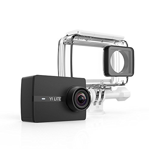 YI Lite Action Camera, 4K 16MP Sports Cam with Sony Sensor,...