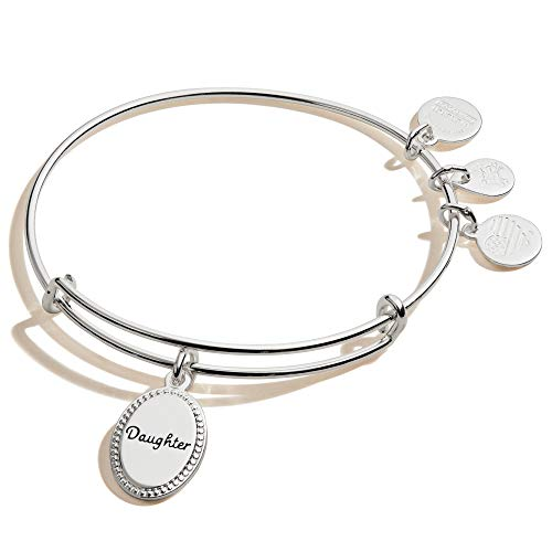 Alex and Ani Because I Love You Daughter Expandable Wire...