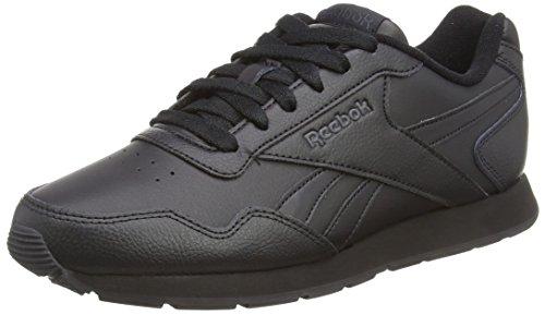 Reebok Glide, Zapatillas de Gimnasia Mujer, Negro (Black/DHG Solid Grey Royal Black/DHG Solid Grey Royal), 42 EU
