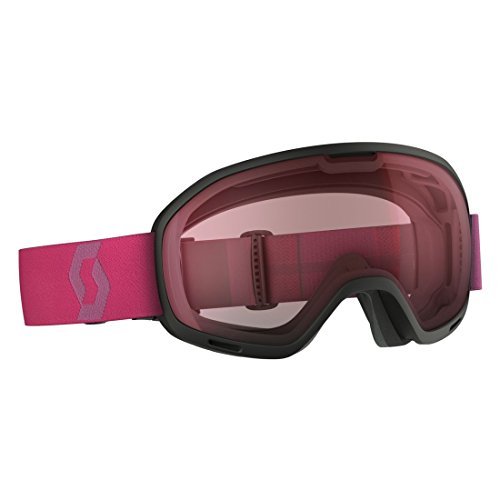Scott 2016/17 Unlimited II OTG Snow Goggle - 244597 (Black/Berry Pink/Amplifier)