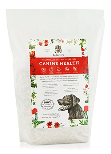 Dr. Harvey's Canine Health Miracle Dog Food (5...