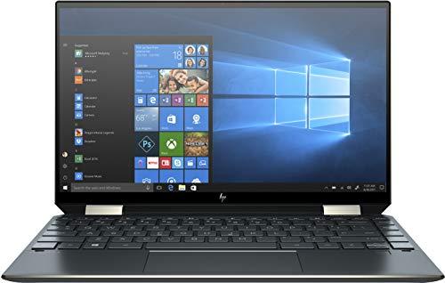 HP Spectre x360 13-aw2006ng (13,3 Zoll / FHD IPS Touch) 2in1 Laptop (Intel Core i7-1165G7, 16GB DDR4, 512GB SSD, 32GB Intel Optane, Intel Iris Xe Grafik, Windows 10) Silber