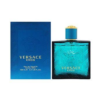 1. Versace Eros Eau de toilette